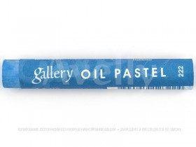 масляная пастель светло-голубого цвета, №222