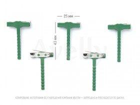Основа для бутоньерки с пластиковым держателем