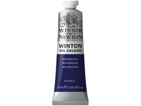 Масляная краска Winton Фиолетовый синий (Dioxazine blue)