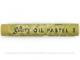 пастель масляная желто-оливковый