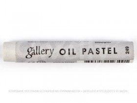 Масляная пастель №249, светло-серый