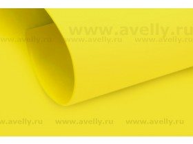 Фоамиран корейский, цвет лимонный, 1 мм, 60*80 см