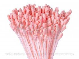 японские тычинки кораллового цвета для розы, большие