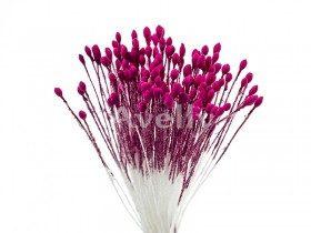 Тычинки для цветов фуксия мелкие, Китай, 280 шт