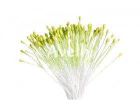 Тычинки для цветов нежно-оливковые мелкие, 280 шт, Китай