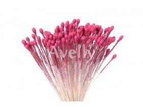 """Тычинки для цветов """"Фуксия"""", Китай, 288 шт"""