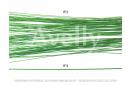 Проволока для цветов в бумажной обмотке светло-зеленая №26