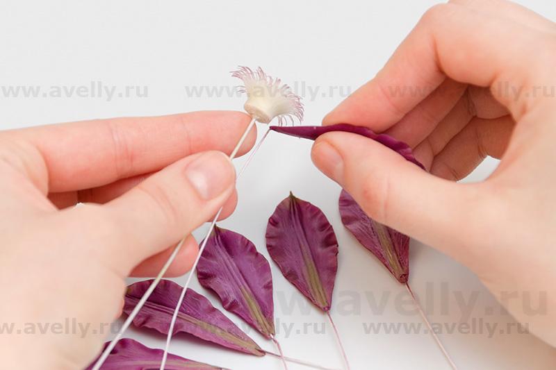 Фоамиран, цветы из фоамирана, мастер-классы