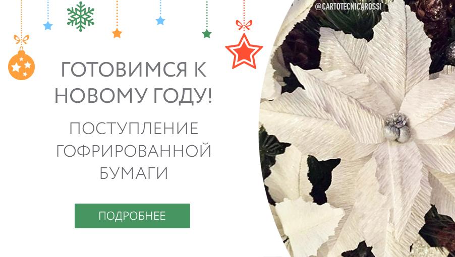 Готовимся к новому году вместе!